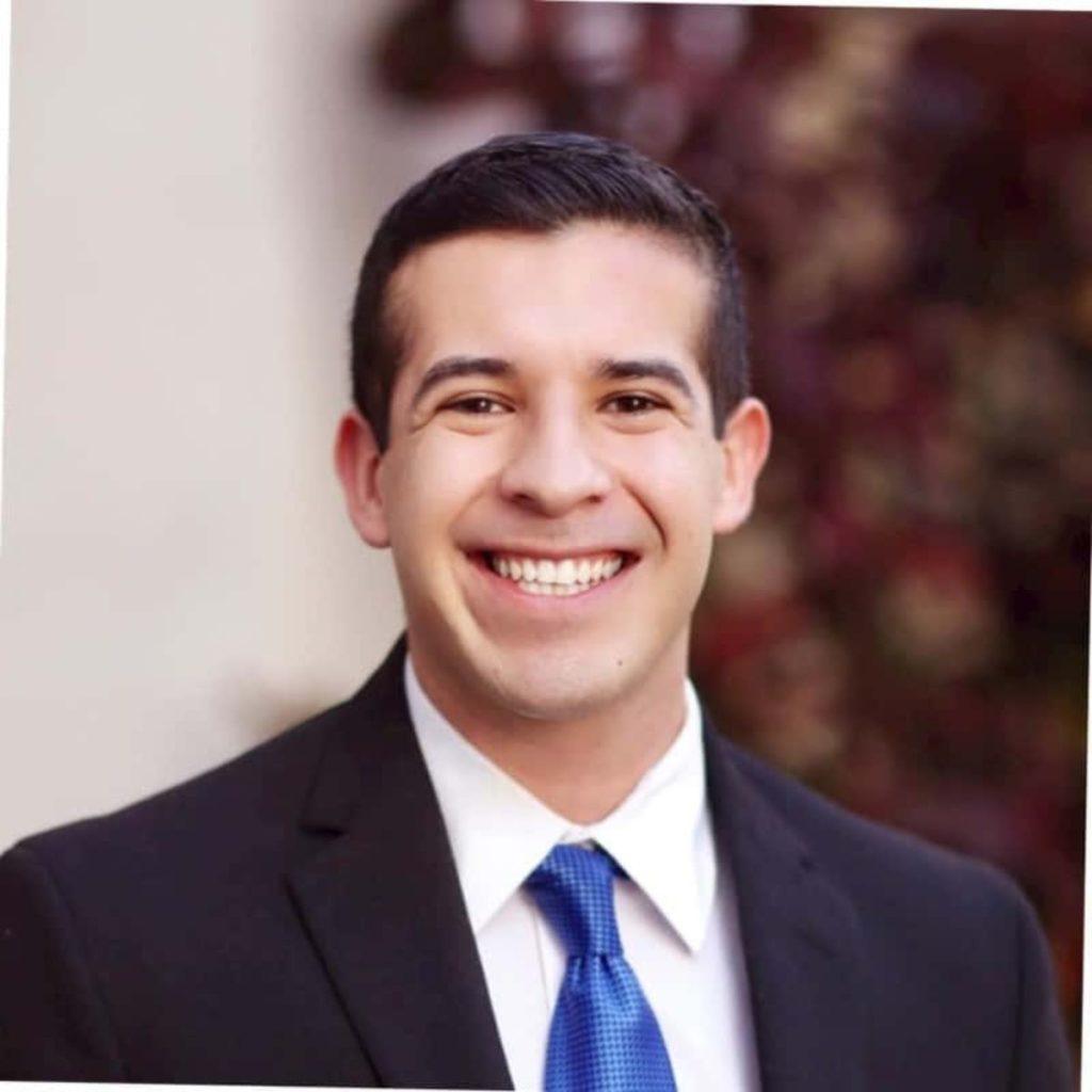 Enrique Rodriguez, Career Development Advisor at Vanguard University