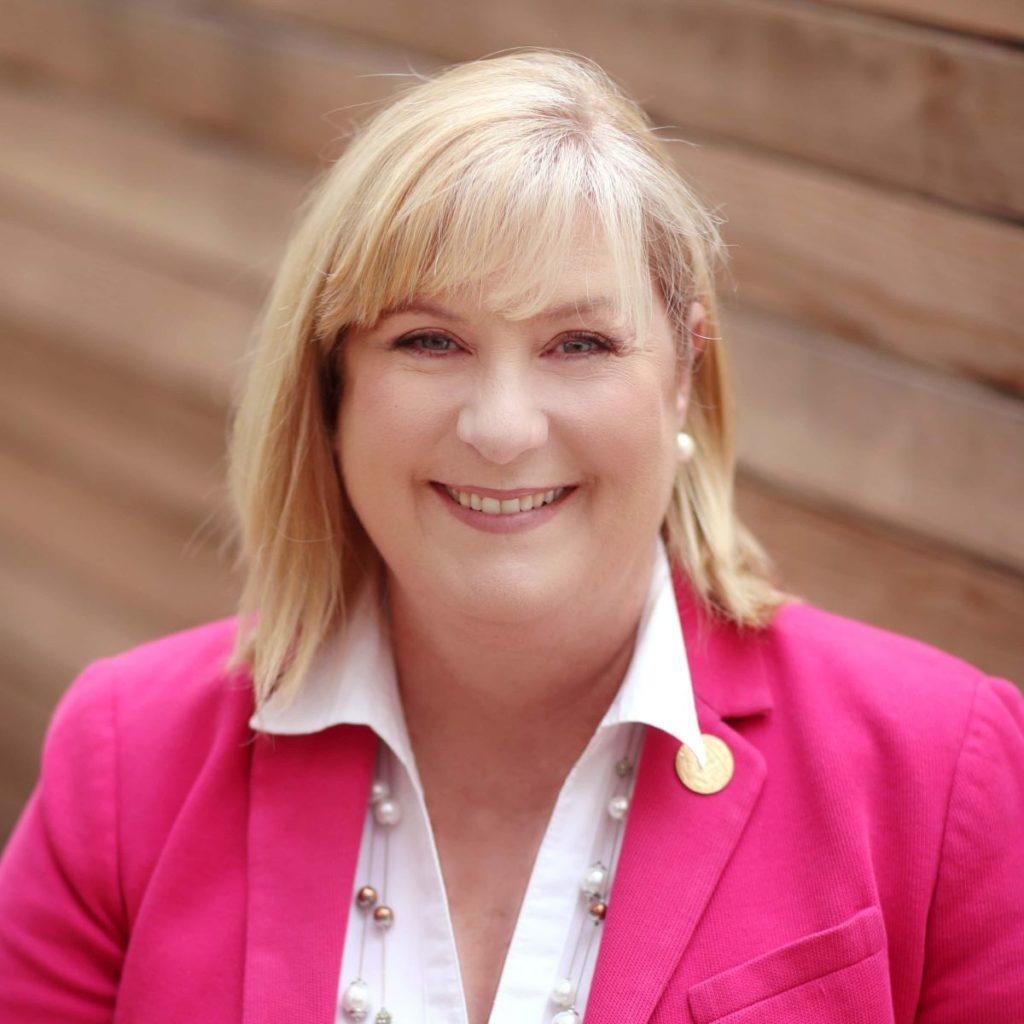 Laura Capo, Director of Development and Engagement at Vanguard University